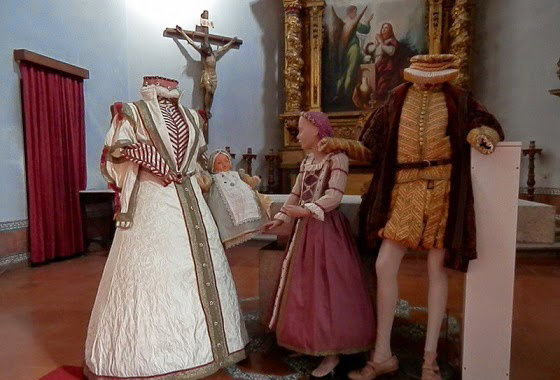 la moda en tiempos de el greco