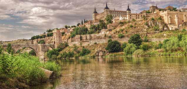 5 planes en Toledo
